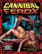 Cannibal ferox - Blu-Ray movie cover (xs thumbnail)