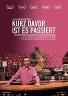 Kurz davor ist es passiert - Austrian Movie Poster (xs thumbnail)