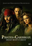 Pirates of the Caribbean: Dead Man's Chest - Dutch Movie Cover (xs thumbnail)