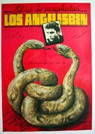 To Live and Die in L.A. - Hungarian Movie Poster (xs thumbnail)