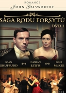 """The Forsyte Saga"" - Czech DVD movie cover (xs thumbnail)"