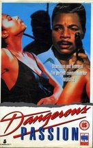 Dangerous Passion - British Movie Cover (xs thumbnail)