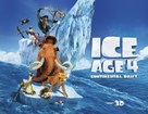Ice Age: Continental Drift - Movie Poster (xs thumbnail)