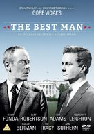 The Best Man - British DVD movie cover (xs thumbnail)