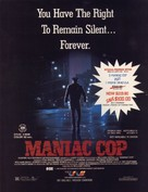 Maniac Cop - Movie Poster (xs thumbnail)