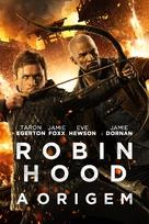 Robin Hood - Brazilian Movie Cover (xs thumbnail)