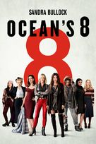 Ocean's 8 - Movie Cover (xs thumbnail)