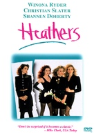 Heathers - DVD movie cover (xs thumbnail)