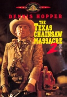 The Texas Chainsaw Massacre 2 - DVD cover (xs thumbnail)