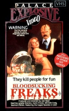 The Incredible Torture Show - Australian VHS cover (xs thumbnail)