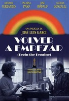 Volver a empezar - Spanish Movie Cover (xs thumbnail)