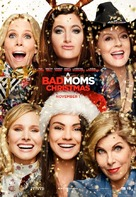 A Bad Moms Christmas - Canadian Movie Poster (xs thumbnail)
