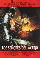 Flesh And Blood - Spanish Movie Poster (xs thumbnail)