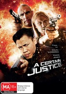 A Certain Justice - Australian DVD movie cover (xs thumbnail)
