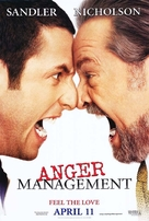 Anger Management - Movie Poster (xs thumbnail)
