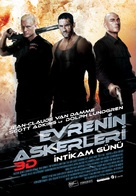 Universal Soldier: Day of Reckoning - Turkish Movie Poster (xs thumbnail)