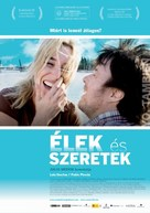 Yo, también - Hungarian Movie Poster (xs thumbnail)