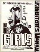 Mr. Mari's Girls - DVD cover (xs thumbnail)