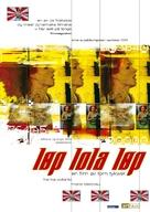 Lola Rennt - Norwegian Movie Poster (xs thumbnail)
