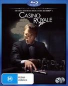 Casino Royale - Australian Blu-Ray movie cover (xs thumbnail)