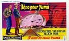 3:10 to Yuma - Belgian Movie Poster (xs thumbnail)