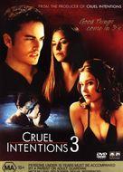Cruel Intentions 3 - Australian poster (xs thumbnail)