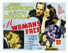 A Woman's Face - British Movie Poster (xs thumbnail)