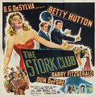 The Stork Club - Movie Poster (xs thumbnail)