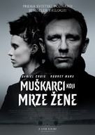 The Girl with the Dragon Tattoo - Croatian Movie Poster (xs thumbnail)