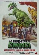 The Valley of Gwangi - Italian Movie Poster (xs thumbnail)