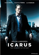 Icarus - Swedish Movie Cover (xs thumbnail)