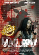 Mad Cow - South African Movie Poster (xs thumbnail)