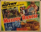 Melody Ranch - Movie Poster (xs thumbnail)