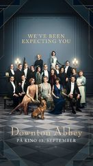 Downton Abbey - Norwegian Movie Poster (xs thumbnail)