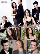 """""""How I Met Your Mother"""" - Japanese DVD movie cover (xs thumbnail)"""