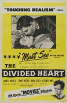 The Divided Heart - Movie Poster (xs thumbnail)