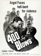 Les quatre cents coups - Movie Poster (xs thumbnail)