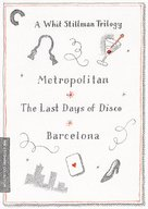 Metropolitan - DVD cover (xs thumbnail)