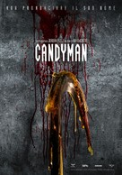 Candyman - Italian Movie Poster (xs thumbnail)