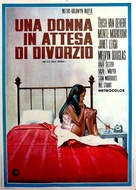 One Is a Lonely Number - Italian Movie Poster (xs thumbnail)