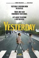 Yesterday - Dutch Movie Poster (xs thumbnail)