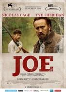 Joe - Czech Movie Poster (xs thumbnail)