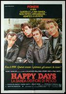 The Lords of Flatbush - Italian Movie Poster (xs thumbnail)