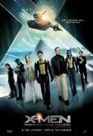 X-Men: First Class - Chilean Movie Poster (xs thumbnail)