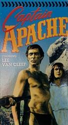 Captain Apache - VHS movie cover (xs thumbnail)
