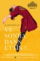 And Then We Danced - Turkish Movie Poster (xs thumbnail)