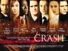 Crash - British Movie Poster (xs thumbnail)