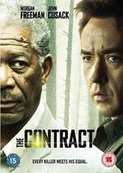 The Contract - British DVD movie cover (xs thumbnail)