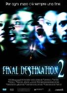 Final Destination 2 - Italian Movie Poster (xs thumbnail)