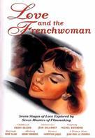 La française et l'amour - DVD movie cover (xs thumbnail)